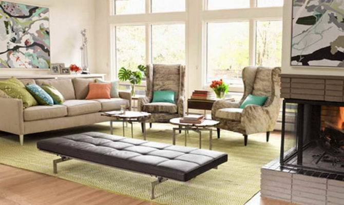 Arrangement Small Living Room Furniture