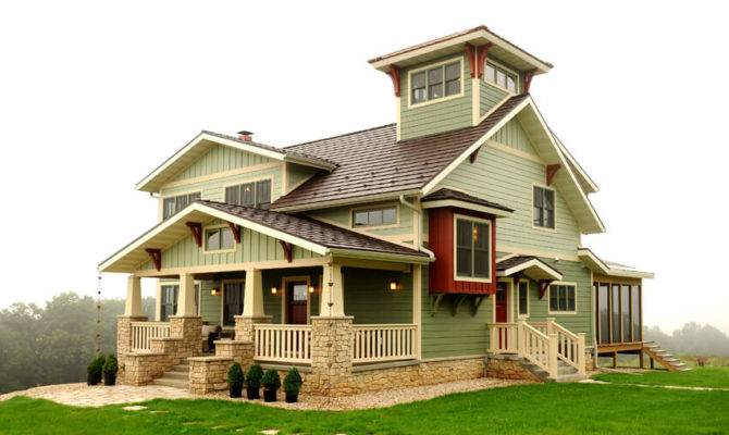 Arts Crafts Style Homes Near Madison Wisconsin