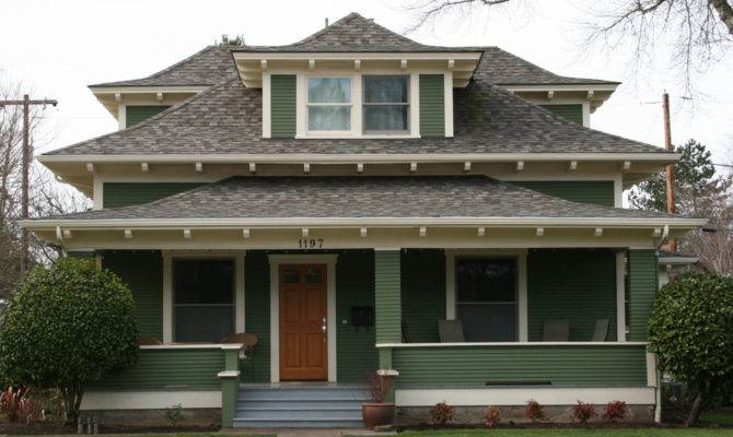 Arts Crafts Style Salem Oregon Tomson Burnham Llc