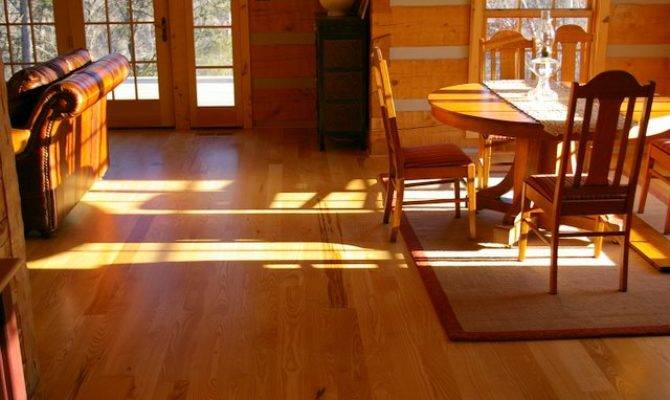Ash Pine Floors Log Cabin Ozark Hardwood Flooring