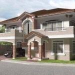 Asian Bungalow Story House Plans