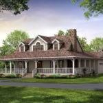 Astonishing Trend House Plans Wrap Around Porch