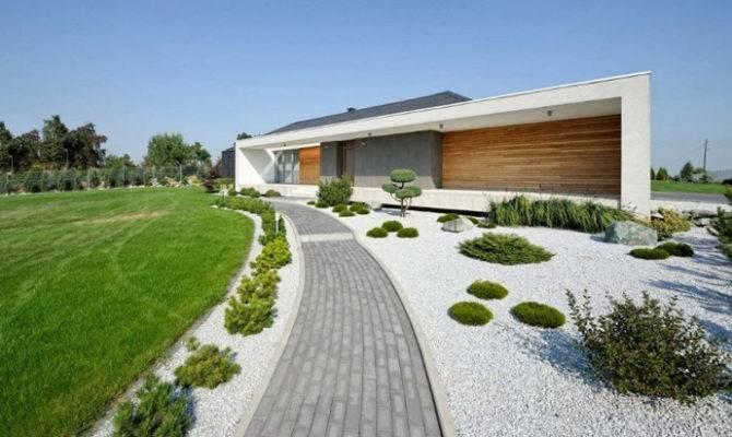 Atrium House Mobius Architekci Interior Design