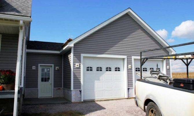 Attached Garage Additions Ideas Best