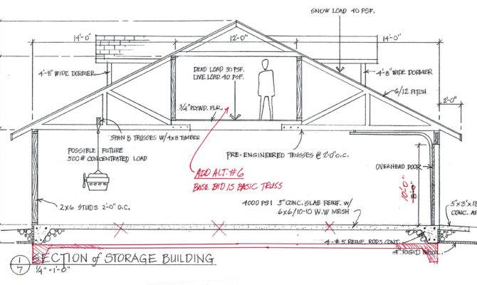 Attached Garage Building Plans Find House