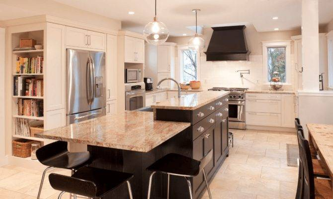 Attractive Kitchen Island Designs Remodeling Your