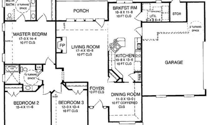 Attractive Universal Design Floor Master