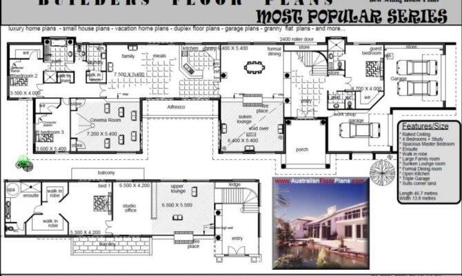 Australian Country House Plans Interior