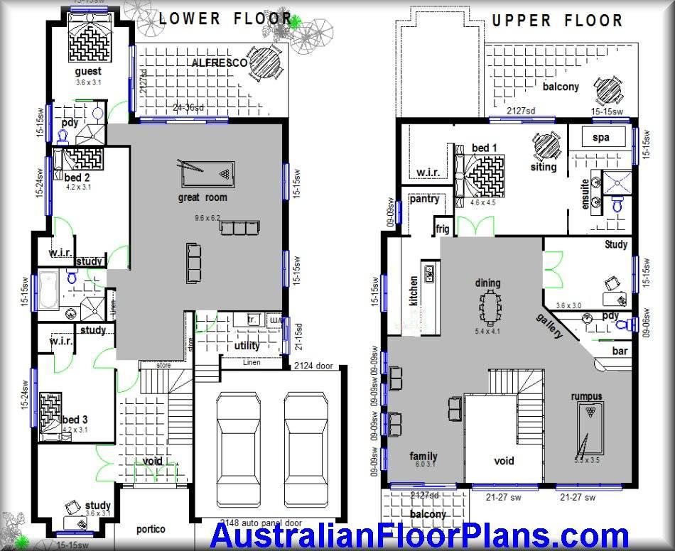 Australian Design Floorplan Website