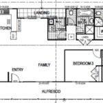 Australian House Floor Plans Three Bedroom Homestead Planr