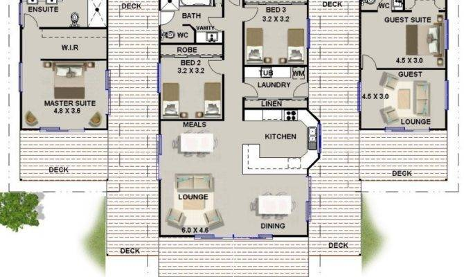 Australian Kit Home Cheap Homes House Plans Sale Granny