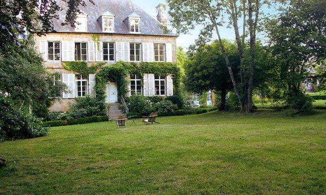 Authentic French Country Architecture Home