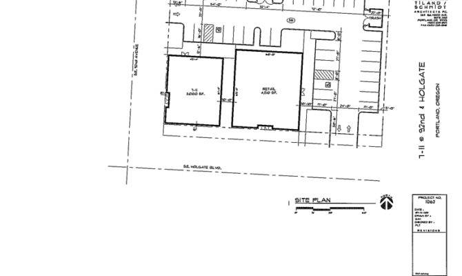 Auto Repair Shop Building Plans Design Concept