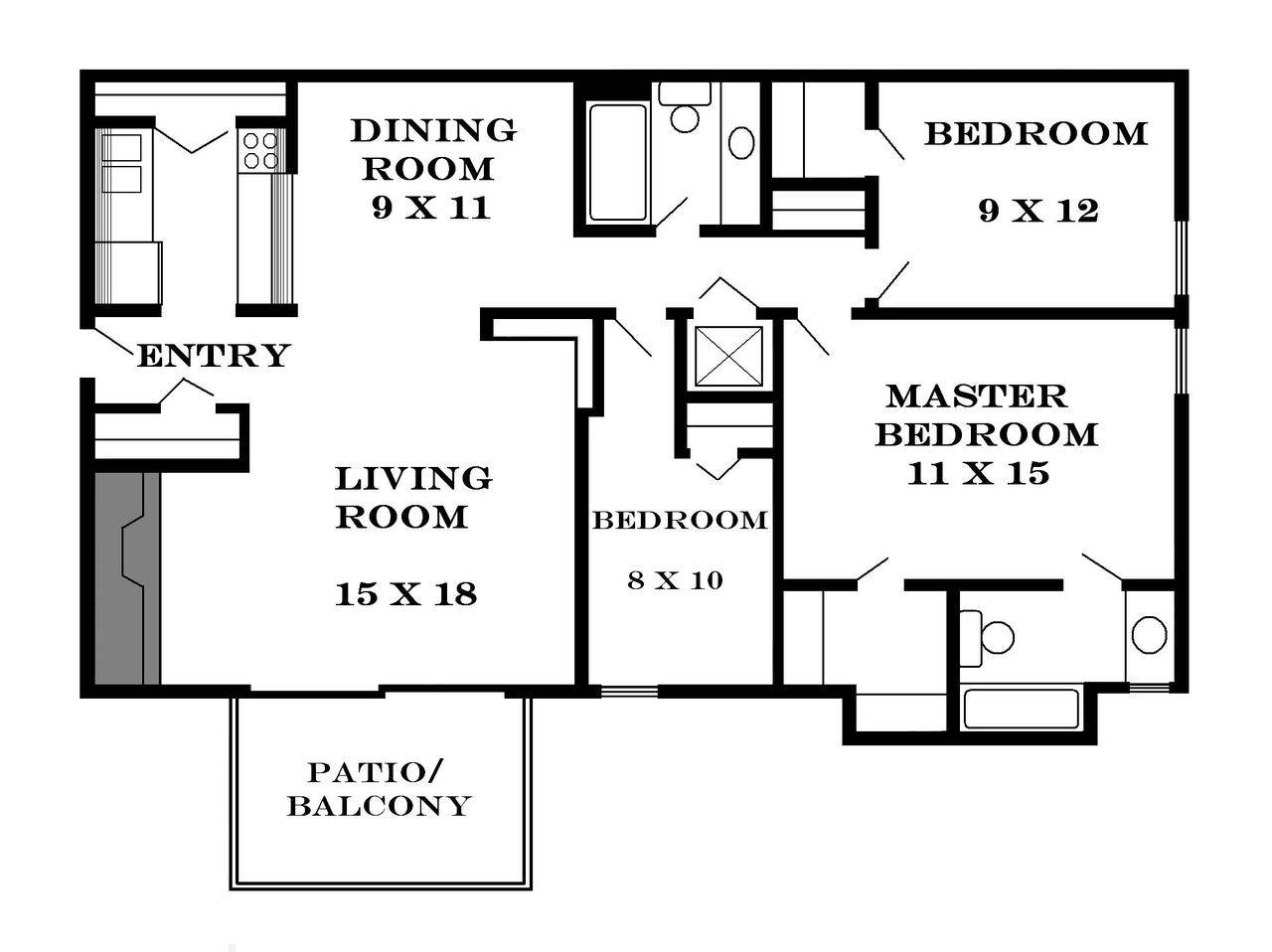 Average Bedroom House Indiepedia