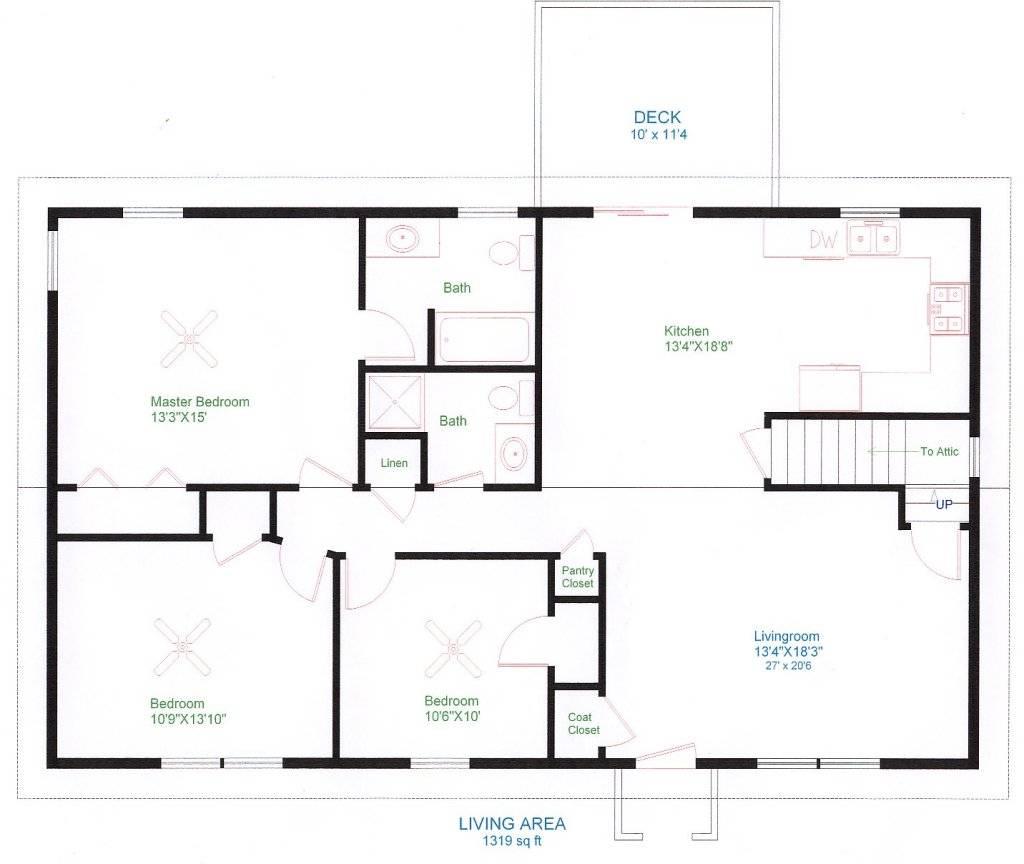 Avoid House Floor Plans Mistakes Home Design Ideas