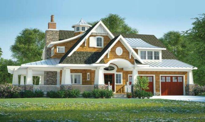 Award Winning Home Plans Cottage House