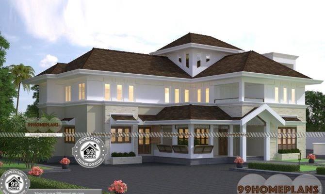 Award Winning House Plans Double Floor Huge Budget