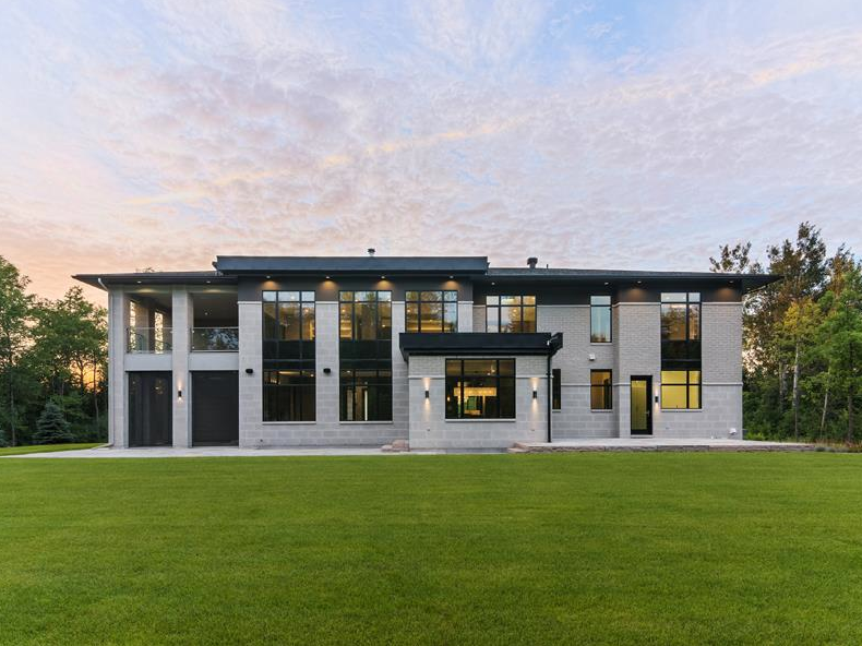 Award Winning Modern Homes