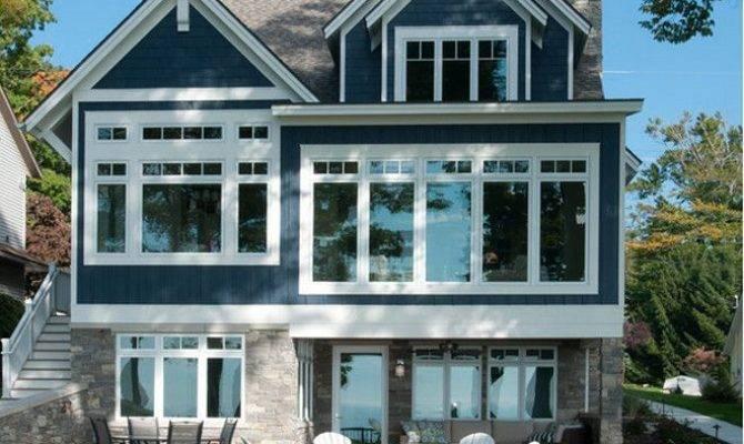 Award Winning Waterfront Home Plans Escortsea