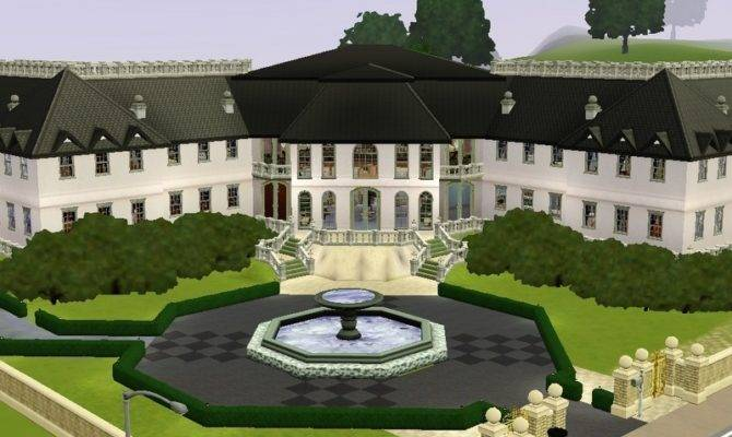 Awellmax Fleur Blanche Mansion