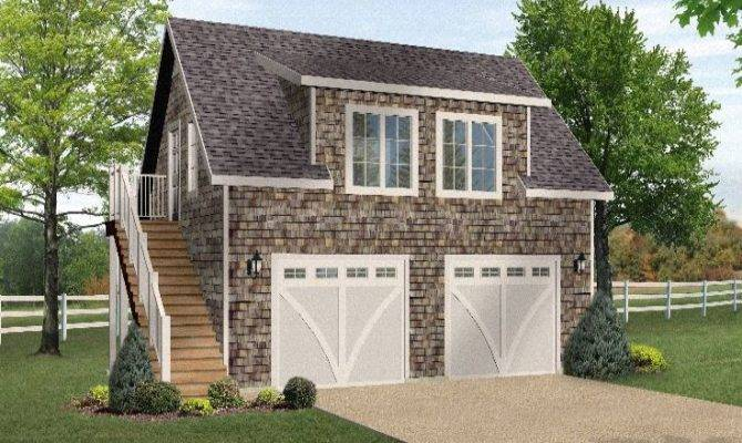 Awesome Cool Garage Apartment Plans Ideas