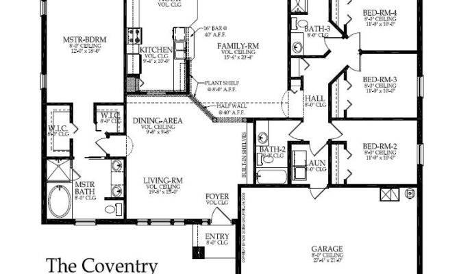 Awesome Custom Built Home Plans Floor