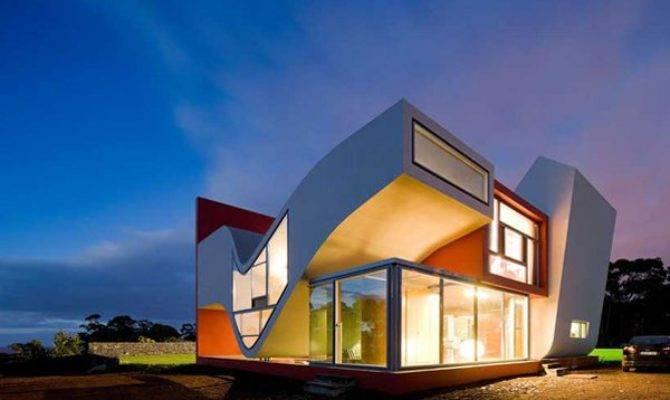 Awesome Houses Unique Astonishing Design