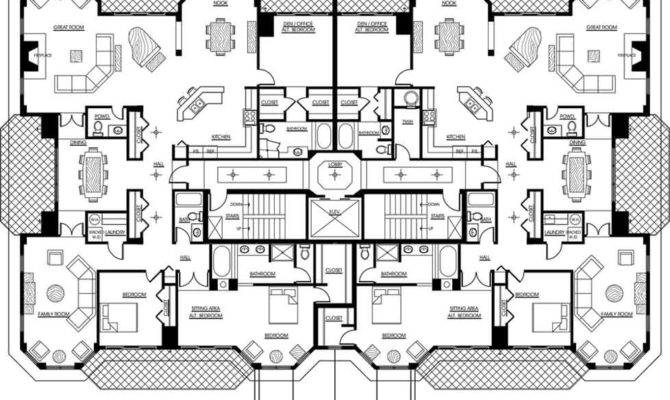 Awesome Lighthouse Floor Plans House