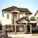 Awesome Modern Storey Home Designs Decoration