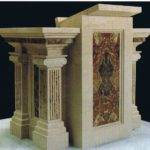 Awesome Square Pillar Design Home Photos Decoration