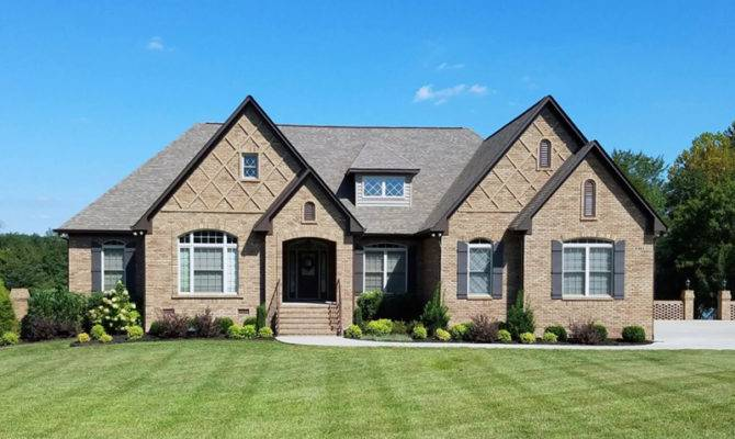 Awesome Stone Country Homes House Plans