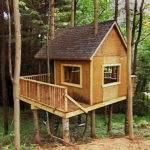 Awesome Treehouse Plans Designs Tree House Building