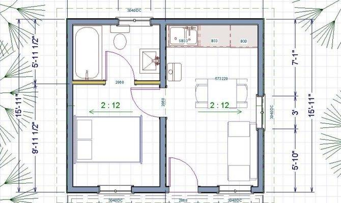 Awesome Weekend Cabin Floor Plans House