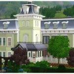 Aznsensei Sims Store Blog Now Then Century Manor