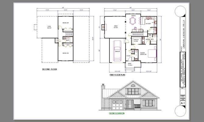 Bachman Associates Architects Builders Cabin Plans Part