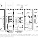 Back Historic Brownstone Floor Plans