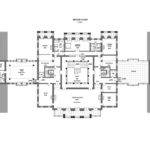 Back Mega Mansion House Plans