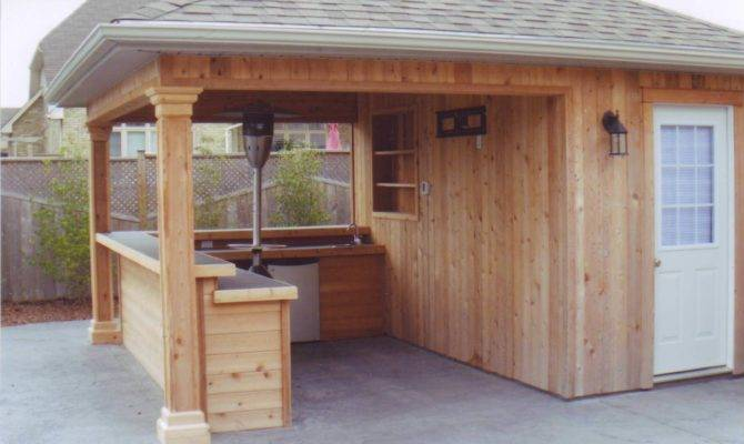 Backyard Bar Shed Ideas Build Right Your