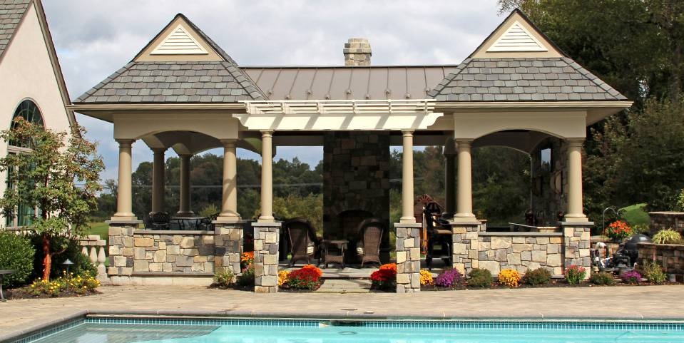 Backyard Ideas Outdoor Cabanas Gazebos Pool
