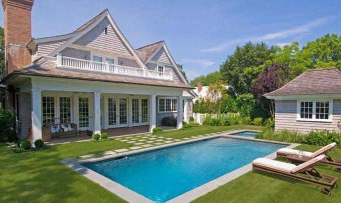 Backyard Pool Ideas Better Relaxing Station Try