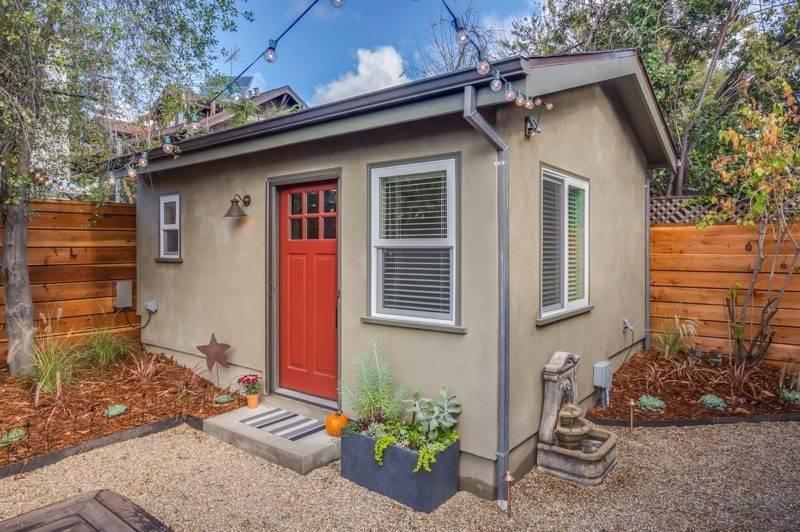 Backyard Tiny Guest House
