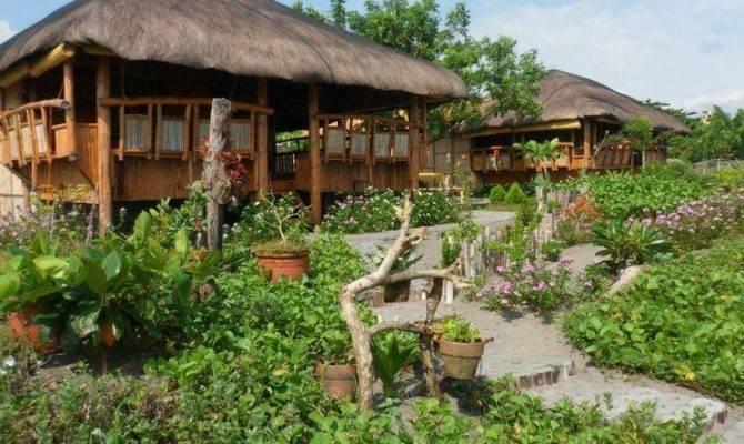 Bahay Kubo Modern Nipa Hut Designs Pinterest Source