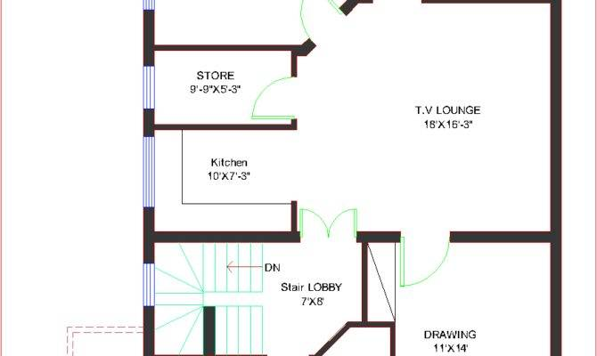 Bahria Town House Layout Plans Home Design Style