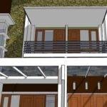 Balcony Designs Bill House Plans