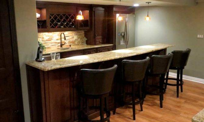 Bar Ideas Basement Design Decorating