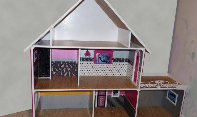 Barbie Doll House Plans Mommysmagicalmountain Blogspot