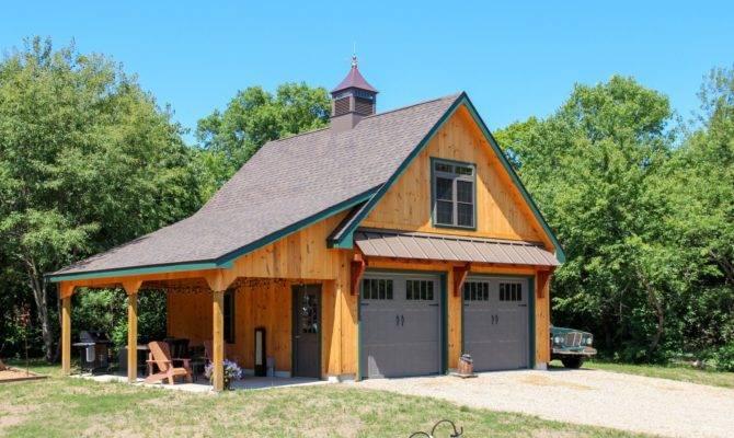 Barn Garage Inspiration Yard Great Country Garages