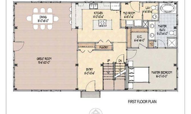 Barn Home Floor Plans