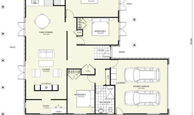 Barn Homes Plans House Design