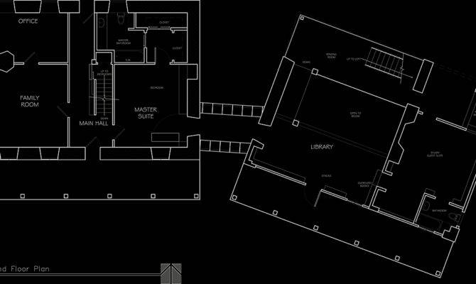 Barn House Combination Plans Second Floor Plan Millerton